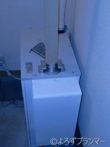 サンデン製 暖房ボイラー