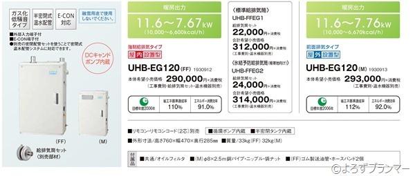 UHB-EG120(FF)